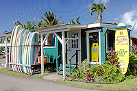 Hanalei Beach Boys Surf Shack, Hanalei, Kaua'i