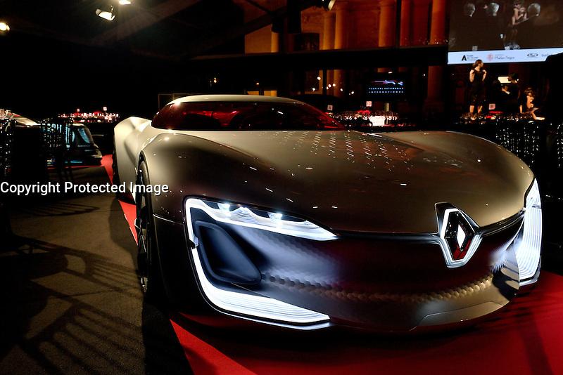Prototype Renault - Soiree des grands prix du Festival Automobile International - 31 janvier 2017 - Paris - FRANCE