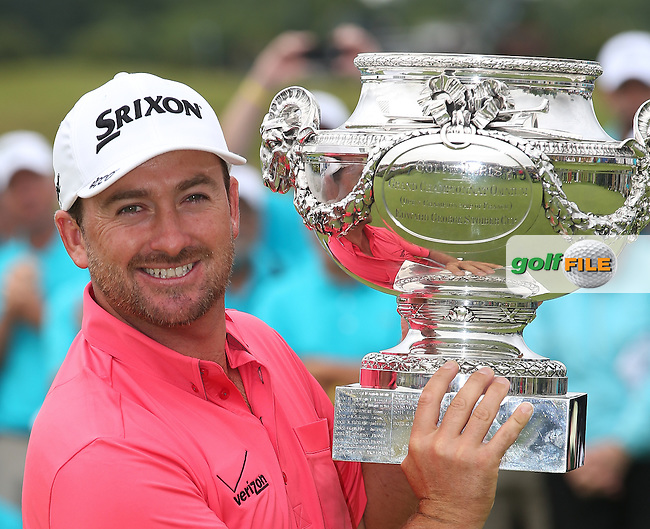 GRAEME MCDOWELL (NIR) wins again the Alstom Open de France from Le Golf National, Guyancourt, Versailles, France. Picture:  David Lloyd / www.golffile.ie