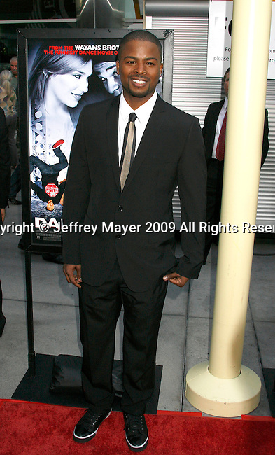 "HOLLYWOOD, CA. - May 20: Craig Wayans arrives at the Los Angeles Premiere of ""Dance Flick"" at the ArcLight Theatre on May 20, 2009 in Hollywood, California."