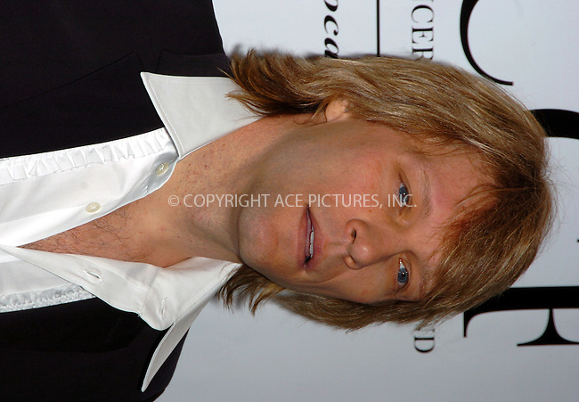 Jon Bon Jovi attending 10th Annual National Breast Cancer Coalition Gala Hosted by Revlon. New York, April 27, 2004. Please byline: AJ SOKALNER/ACE Pictures.   ..*PAY-PER-USE*      ....IMPORTANT: Please note that our old trade name, NEW YORK PHOTO PRESS (NYPP), is replaced by new name, ACE PICTURES. New York Photo Press and ACE Pictures are owned by All Celebrity Entertainment, Inc.......All Celebrity Entertainment, Inc:  ..contact: Alecsey Boldeskul (646) 267-6913 ..Philip Vaughan (646) 769-0430..e-mail: info@nyphotopress.com
