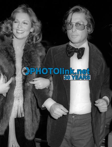 Phyllis George Robert Evans 1977<br /> Photo By John Barrett/PHOTOlink