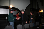 Michael E. Knight & Vincent Irizarry - All My Children actors came to see fans on November 21, 2009 at Uncle Vinnie's Comedy Club at The Lane Theatre in Staten Island, NY for a VIP Meet and Greet for photos, autographs and a Q & A on stage. (Photo by Sue Coflikn/Max Photos)