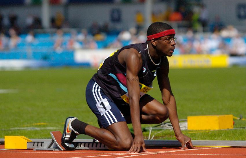 Photo: Richard Lane/Sportsbeat Images..Norwich Union World Trials and AAA Championships. 29/07/2007.