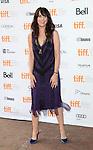 Kristen Wiig attending the The 2012 Toronto International Film Festival.Red Carpet Arrivals for 'IMOGENE' at the Ryerson Theatre in Toronto on 9/7/2012