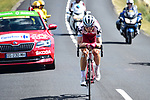Tony Martin (GER) Katusha Alpecin tries to get away during Stage 15 of the 104th edition of the Tour de France 2017, running 189.5km from Laissac-Severac l'Eglise to Le Puy-en-Velay, France. 16th July 2017.<br /> Picture: ASO/Pauline Ballet | Cyclefile<br /> <br /> <br /> All photos usage must carry mandatory copyright credit (&copy; Cyclefile | ASO/Pauline Ballet)