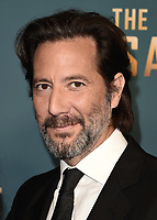 "SANTA MONICA - JANUARY 10:  Henry Ian Cusick at the red carpet premiere party for FOX's ""The Passage"" at The Broad Stage on January 10, 2019, in Santa Monica, California. (Photo by Scott Kirkland/Fox/PictureGroup)"