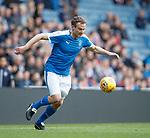 24.3.2018: Rangers legends match:<br /> Jonatan Johansson