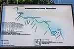 Papanalahoa Point Interpretive Panel