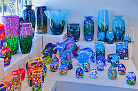 Spanish village, Artist Pottery, Bright, Bold, Glass, Art Center,  Balboa Park, San Diego, Ca