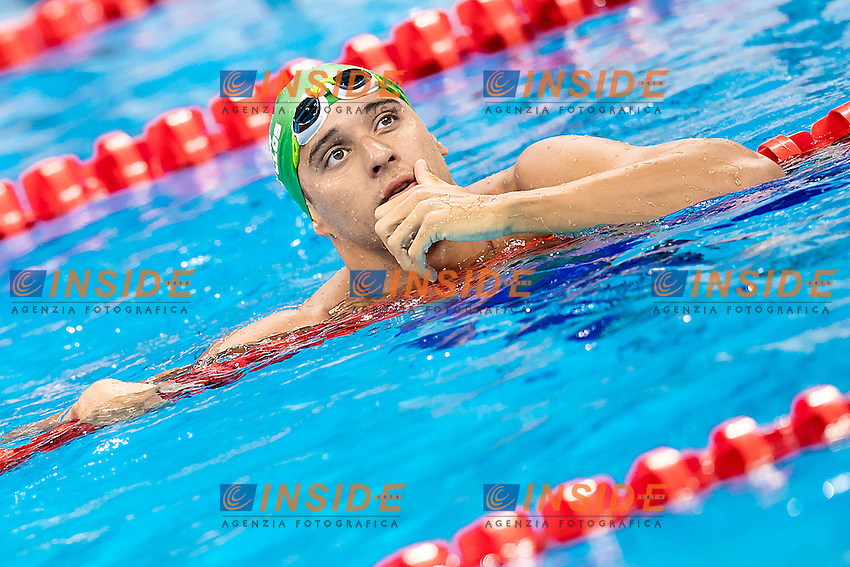 Le Clos Chad RSA<br /> 200 butterfly men<br /> Rio de Janeiro 06-08-2016 XXXI Olympic Games <br /> Olympic Aquatics Stadium <br /> Swimming heats 08/08/2016<br /> Photo Giorgio Scala/Deepbluemedia/Insidefoto