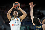 Real Madrid Anthony Randolph during Turkish Airlines Euroleague match between Real Madrid and Fenerbahce Dogus at Wizink Center in Madrid , Spain. March 02, 2018. (ALTERPHOTOS/Borja B.Hojas)
