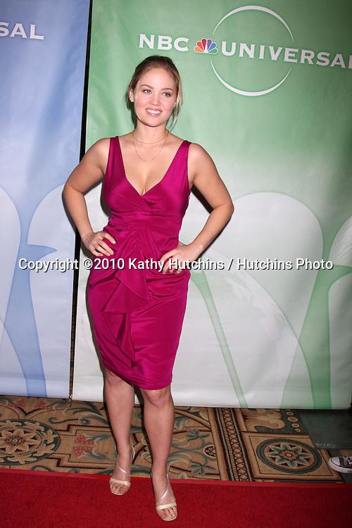 Erika Christensen.arriving at the 2010 Winter NBC TCA Party .Langford Hotel.Pasadena, CA.January 10, 2010.©2010 Kathy Hutchins / Hutchins Photo....