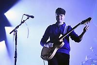 NOV 13 Vampire Weekend performing at Alexandra Palace in London.