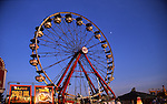 Ferris wheel at New Jersey State Fair at the Meadowlands complex July, 2008