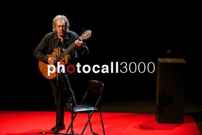 Concierto de Paco Ibañez en el Teatro Arriaga de Bilbao