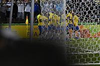 BRASÍLIA, DF, 26.10.2019 – BRASIL-CANADÁ – O jogador thalles do Brasil durante partida contra o Canadá, válida pelo grupo a da Copa do Mundo Sub 17, na tarde deste sábado, 26, no Estádio Bezerrão, na Cidade do Gama em Brasília. (Foto: Ricardo Botelho/Brazil Photo Press)