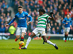 11.3.2018 Rangers v Celtic:<br /> Josh Windass and Dedryck Boyata
