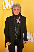 NASHVILLE, TN - NOVEMBER 1: Marty Stuart on the Macy's Red Carpet at the 46th Annual CMA Awards at the Bridgestone Arena in Nashville, TN on Nov. 1, 2012. © mpi99/MediaPunch Inc. /NortePhoto