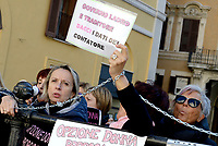 Pensioni, in piazza per chiedere la proroga di Opzione Donna