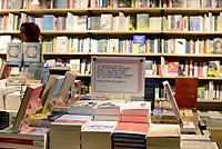 Roma, 18 Ottobre 2017<br /> Una frase di Giangiacomo Feltrinelli.<br /> La Casa Editrice Feltrinelli inaugura a Roma RED - Read Eat Dream, il Bistrot con libreria, ristorante, cinema e eventi