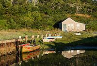 Picturesque Stetsons Cove, Chatham,  Cape Cod, Massachusetts, USA
