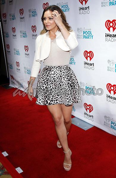 30 May 2015 - Las Vegas, Nevada -  Katharine McPhee.  iHeartRadio Summer Pool Party at Caesars Palace.  Photo Credit: MJT/AdMedia