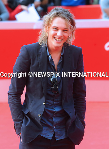 "JAMIE CAMPBELL BOWER.""The Twilight Saga - New Moon"" screening, 4th International Rome Film Festival,  Auditorium Parco della Musica, Rome_23/10/2009.Mandatory Credit Photo: ©NEWSPIX INTERNATIONAL..**ALL FEES PAYABLE TO: ""NEWSPIX INTERNATIONAL""**..IMMEDIATE CONFIRMATION OF USAGE REQUIRED:.Newspix International, 31 Chinnery Hill, Bishop's Stortford, ENGLAND CM23 3PS.Tel:+441279 324672  ; Fax: +441279656877.Mobile:  07775681153.e-mail: info@newspixinternational.co.uk"