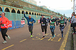 2019-11-17 Brighton 10k 15 AB Finish rem
