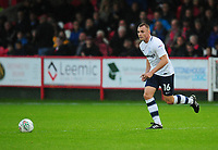 Preston North End's Liam Grimshaw<br /> <br /> Photographer Kevin Barnes/CameraSport<br /> <br /> The Carabao Cup - Accrington Stanley v Preston North End - Tuesday 8th August 2017 - Crown Ground - Accrington<br />  <br /> World Copyright &copy; 2017 CameraSport. All rights reserved. 43 Linden Ave. Countesthorpe. Leicester. England. LE8 5PG - Tel: +44 (0) 116 277 4147 - admin@camerasport.com - www.camerasport.com