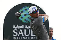 Rafa Cabrera Bello (ESP) on the 14th during Round 2 of the Saudi International at the Royal Greens Golf and Country Club, King Abdullah Economic City, Saudi Arabia. 31/01/2020<br /> Picture: Golffile | Thos Caffrey<br /> <br /> <br /> All photo usage must carry mandatory copyright credit (© Golffile | Thos Caffrey)