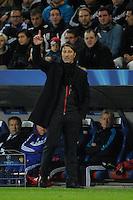 06.11.2013; Basel; Fussball Champions League - FC Basel -  Steaua Bukarest;<br /> Murat Yakin (Andreas Meier/freshfocus) <br /> Foto Insidefoto