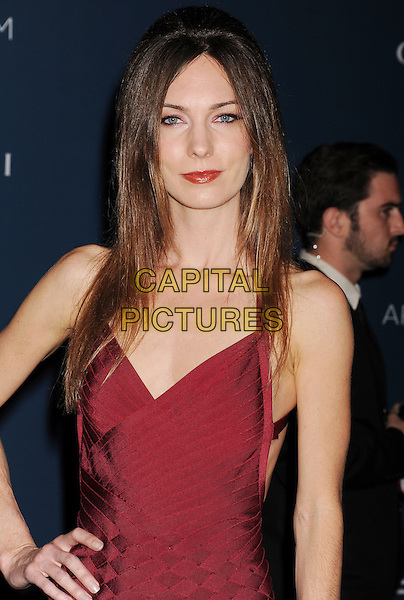 LOS ANGELES, CA- NOVEMBER 02: Katharine O'Brien at the LACMA 2013 Art + Film Gala at LACMA on November 2nd, 2013 in Los Angeles, California, USA.<br /> CAP/ROT/TM<br /> &copy;Tony Michaels/Roth Stock/Capital Pictures