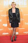 "Antonia San Juan attends to the premiere of the spanish film ""Mi Gran Noche"" at Kinepolis Cinema in Madrid, October 20, 2015.<br /> (ALTERPHOTOS/BorjaB.Hojas)"