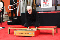 07 January 2019 - Hollywood, California - Sam Elliott . Sam Elliott Hand And Footprint Ceremony held at TCL Chinese Theatre. Photo Credit: Birdie Thompson/AdMedia