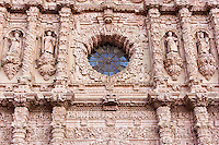 Zacatecas Catedral detail, Mexico