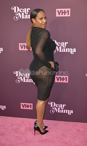 "LOS ANGELES, CA- MAY 03: Jackie Christie at the VH1's Third Annual ""Dear Mama: A Love Letter to Moms"" at the Theatre at ACE Hotel on May 3, 2018 in Los Angeles, California.Credit: Koi Sojer/Snap'N U Photos/Media Punch"