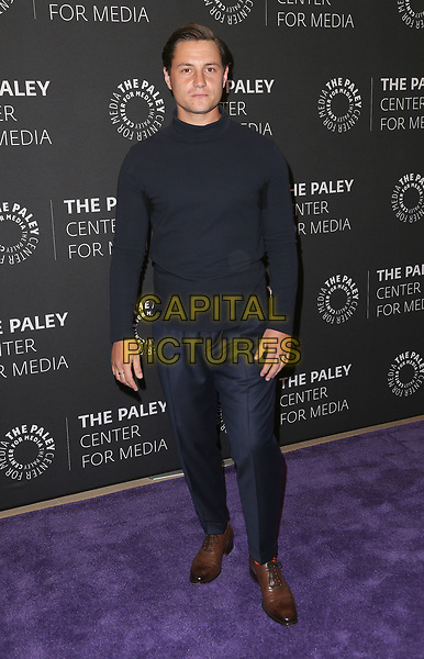 29 March 2017 - Beverly Hills, California - Augustus Prew. 2017 PaleyLive LA Spring Season - &quot;Prison Break&quot; Screening And Conversation held at The Paley Center for Media.    <br /> CAP/ADM/FS<br /> &copy;FS/ADM/Capital Pictures