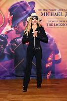 LaToya Jackson bei der Pressekonferenz zur internationalen Live-Bühnenproduktion 'Forever - King Of Pop' im 260 Grad Rooftop an der Verti Music Hall. Berlin, 18.11.2019