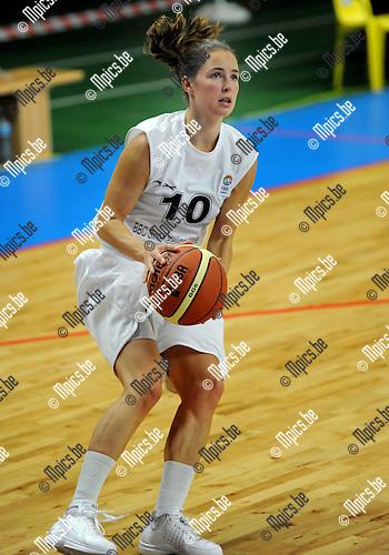 11-11-03 / Basketbal / seizoen 2011-2012 / Sint Katelijne Waver / Van Dessel Daphne...Foto: Mpics
