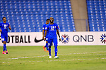 Al Hilal vs Lekhwiya during the 2015 AFC Champions League Quarter Final 2nd Leg match on September 15, 2015 at the King Fahd International Stadium in Riyadh, Saudi Arabia. Photo by Adnan Hajj / World Sport Group