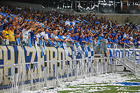 BELO HORIZONTE,MG, 04.10.2018 – CRUZEIRO-BOCA JUNIORS– Torcida do Cruzeiro durante partida contra o Boca Juniors em jogo válido pelas quartas de final da Copa Libertadores da América, no Estádio Governador Magalhães Pinto, o Mineirão, em Belo Horizonte, nesta quinta-feira, 04.(Foto: Doug Patricio/Brazil Photo Press)