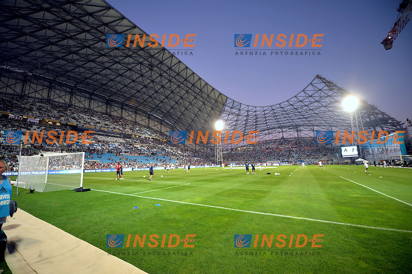 Stade Velodrome <br /> Football Calcio 2013/2014<br /> Ligue 1 Francia<br /> Foto Panoramic / Insidefoto <br /> ITALY ONLY