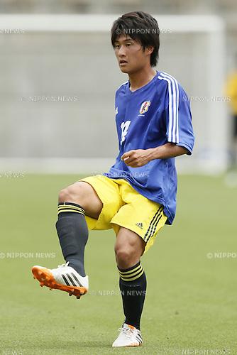 Takahiro Sekine,<br /> JULY 1, 2014 - Football / Soccer : <br /> Training match between U-19 Japan 1-2 Omiya Ardija<br /> at NACK5 Stadium Omiya, Saitama, Japan. <br /> (Photo by SHINGO ITO/AFLO SPORT)