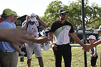 Henrik Stenson during the fourth round of the Arnold Palmer Invitational presented by Mastercard, Bay Hill, Orlando, Florida, USA. March 18, 2018.<br /> Picture: Golffile | Dalton Hamm<br /> <br /> <br /> All photo usage must carry mandatory copyright credit (&copy; Golffile | Dalton Hamm)