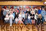 Ann O'Donoghue from Mallow and Darren McCormick from Killarney celebrated their engagement surrounded by friends and family in the Avenue Hotel Killarney last Saturday night.