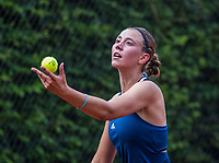 Hilversum, Netherlands, August 9, 2017, National Junior Championships, NJK, Birgit Heijnemans<br /> Photo: Tennisimages/Henk Koster