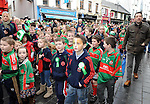 17-03-2014: A scene from the St. Patrick's Day Parade in Killarney, Co. Kerry on Monday. Picture: Eamonn Keogh (MacMonagle, Killarney)