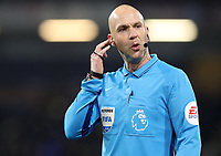 Todays match Referee Anthony Taylor<br /> <br /> Photographer Rachel Holborn/CameraSport<br /> <br /> The Premier League - Burnley v Newcastle United - Monday 26th November 2018 - Turf Moor - Burnley<br /> <br /> World Copyright &copy; 2018 CameraSport. All rights reserved. 43 Linden Ave. Countesthorpe. Leicester. England. LE8 5PG - Tel: +44 (0) 116 277 4147 - admin@camerasport.com - www.camerasport.com
