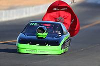 Jul 28, 2017; Sonoma, CA, USA; NHRA top sportsman driver Bart Smith during qualifying for the Sonoma Nationals at Sonoma Raceway. Mandatory Credit: Mark J. Rebilas-USA TODAY Sports